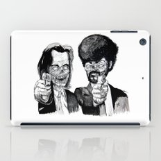 Zombie Fiction iPad Case