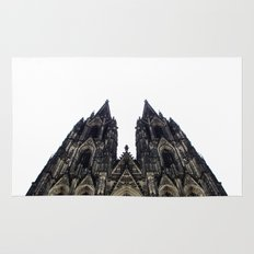 cologne cathedral. Rug