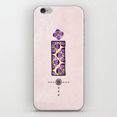 I i iPhone & iPod Skin