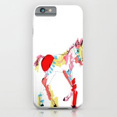 Baby horse colour iPhone 6s Slim Case