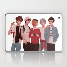 Pretty Setter Squad Laptop & iPad Skin