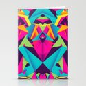 Friendly Color Stationery Cards