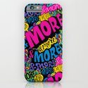 More & More & More iPhone & iPod Case