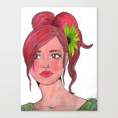 Guava Java Canvas Print