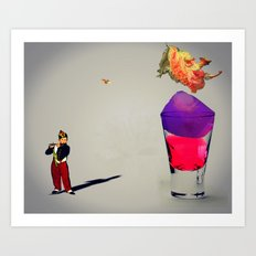 MixMotion: Jello Shots Art Print