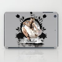 Lady Fabulous iPad Case