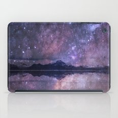 Space and time iPad Case