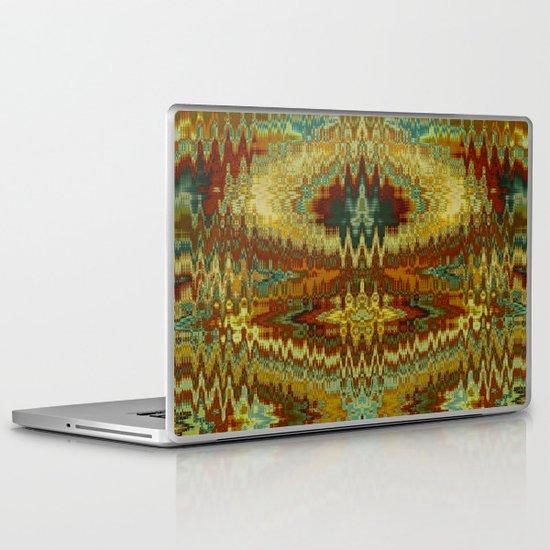 Aztec Abstract Laptop & iPad Skin