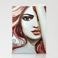 Maria Stationery Cards