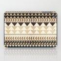 Woodwork Pattern iPad Case