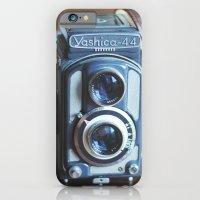 vintage cameras iPhone 6 Slim Case