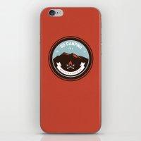 Go Camping iPhone & iPod Skin