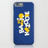 Banjo-Kazooie - Blue iPhone 6 Slim Case