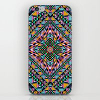 Triangle Takeover iPhone & iPod Skin