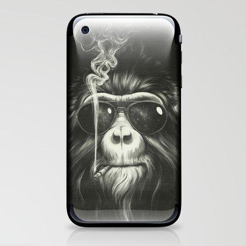 Smoke 'Em If You Got 'Em iPhone & iPod Skin