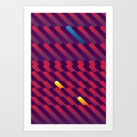 Abstract 21 Art Print