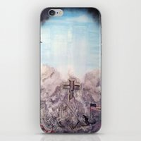 Never Forget  iPhone & iPod Skin