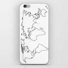WORLD II iPhone & iPod Skin