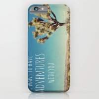 I Want To Have Adventure… iPhone 6 Slim Case