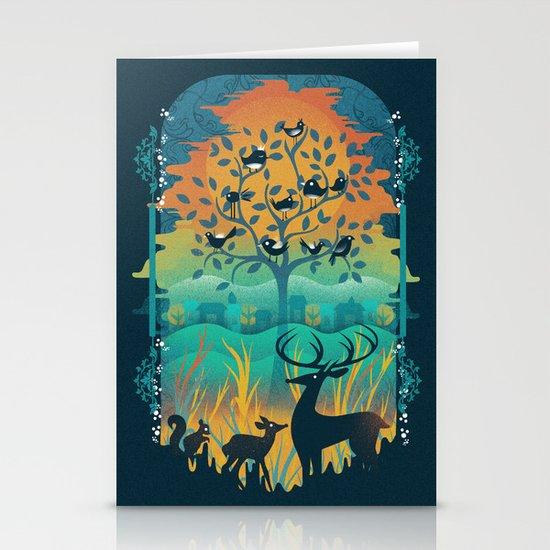 Natural Wonders Stationery Card