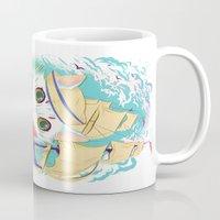 Sailor Kitty Mug