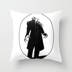 The Great Death Of Wisborg II Throw Pillow