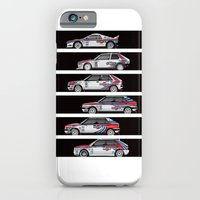 Lancia Martini Rally Car… iPhone 6 Slim Case