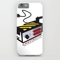 iPhone & iPod Case featuring Ghostbusters by JAGraphic