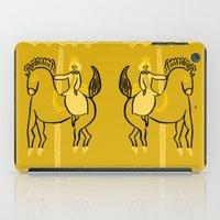Reine Carrousel iPad Case