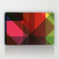 Rainbow Facets Laptop & iPad Skin