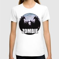 zombie T-shirts featuring ZOMBIE by Zombie Rust