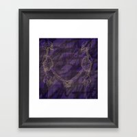 The Anatomy Of Enchantme… Framed Art Print