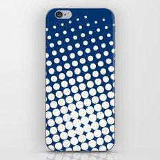 White raster - Optical game11 iPhone & iPod Skin