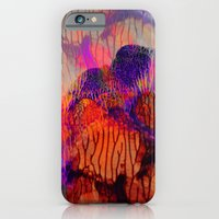 iPhone & iPod Case featuring The Reef by Work the Angle