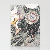 The Silver Cord Stationery Cards
