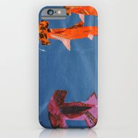 iPhone & iPod Case featuring Hammer Heads by Caitlin Fargher