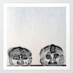 The Guys Art Print