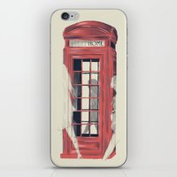 No Place Called Home iPhone & iPod Skin