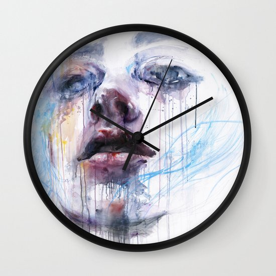 breathing Wall Clock