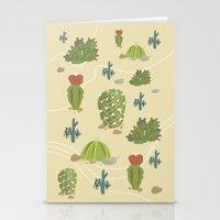 Cactus Land Stationery Cards