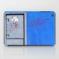415 Volts iPad Case