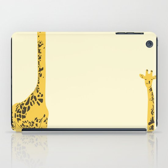 Where Am I Going To? iPad Case