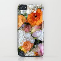 iPod Touch Cases featuring Joy is not in Things, it is in Us! by Joke Vermeer