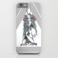 iPhone & iPod Case featuring Nature Girl by Kirsten McNee
