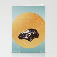 Beatle Stationery Cards