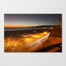 View from Ocean Avenue Canvas Print