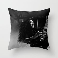 Dragonforce Throw Pillow