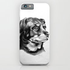 Rottweiler Devotion Slim Case iPhone 6s