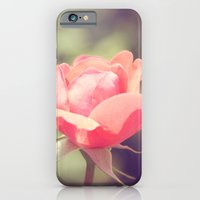 iPhone & iPod Case featuring Rose is (not) just a rose. by Shannon Marie