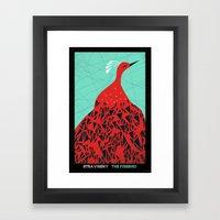 The Firebird - Stravinsk… Framed Art Print